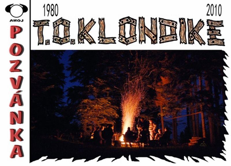 30.Výročný oheň T.O. KLONDIKE