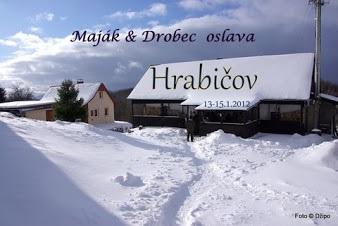 Oslavy narodenín Drobec (52) Maják (54) 2012
