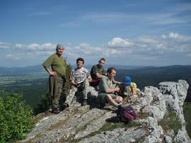 Posedenie pod Vyšehradom – T.O.Klondike 2012