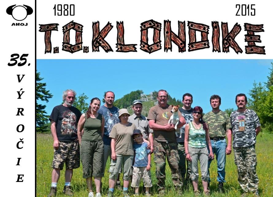 15-tý potlach k príležitosti 35.výročia založenia T.O. Klondike