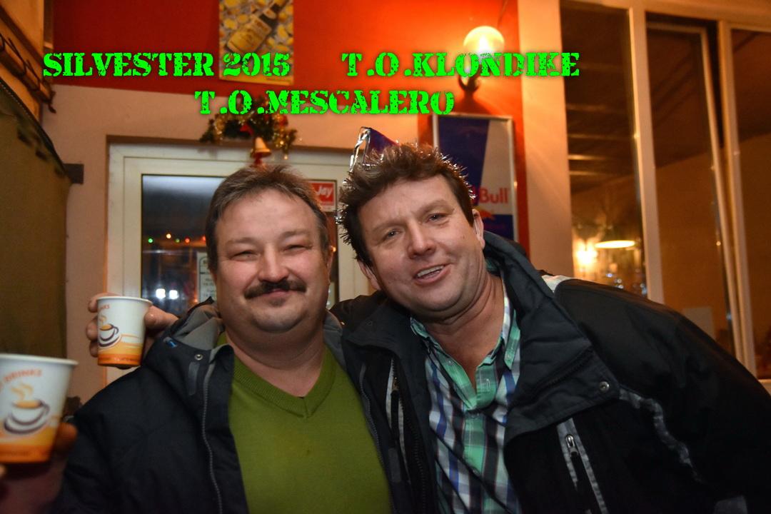 Silvester 2015 – T.O.Klondike,T.O.Mescalero
