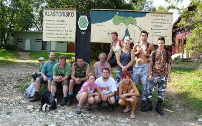 Veľký vander T.O. Klondike v Slovenskom raji 2010